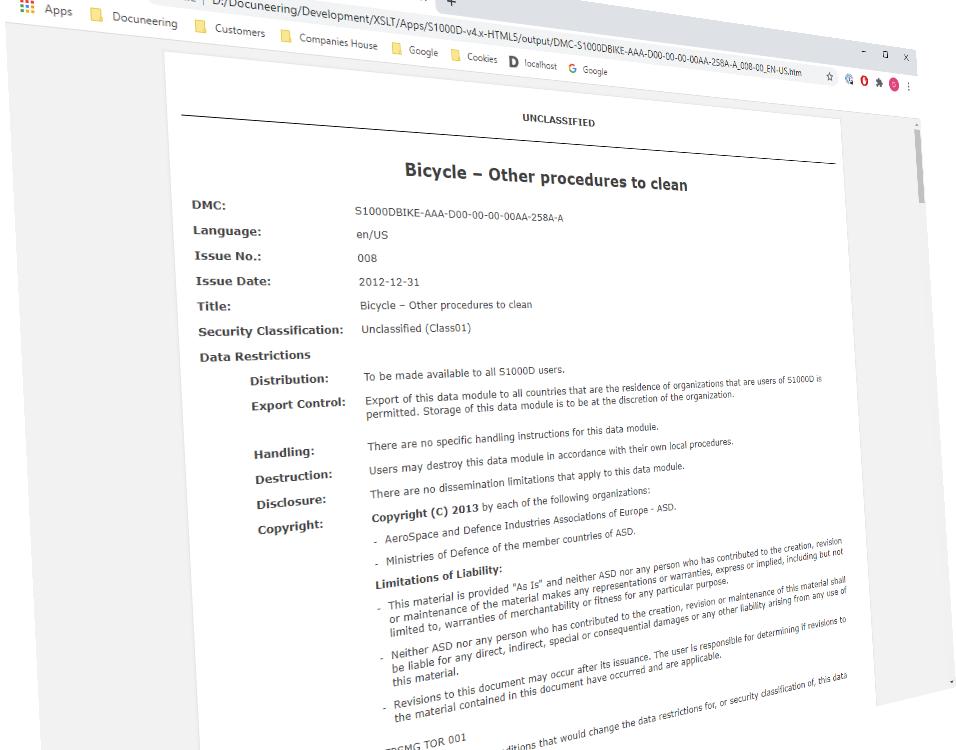 Docuneering - S1000D Attribute Aliases in Oxygen XML Author